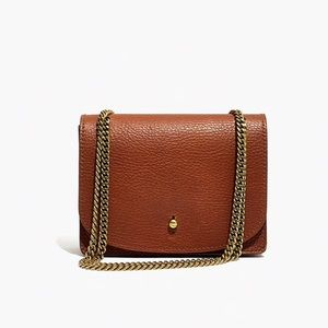 {Madewell} Chain Crossbody Bag NWT